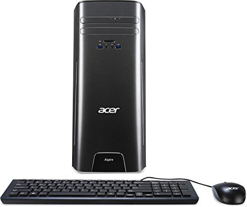 Acer Aspire AT3-710-UR52 Desktop, Intel i5-6400 processor Quad-core 2.70 GHz, 8 GB,...