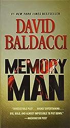 top 10 david baldacci series Memory Man (Series Memory Man (1))