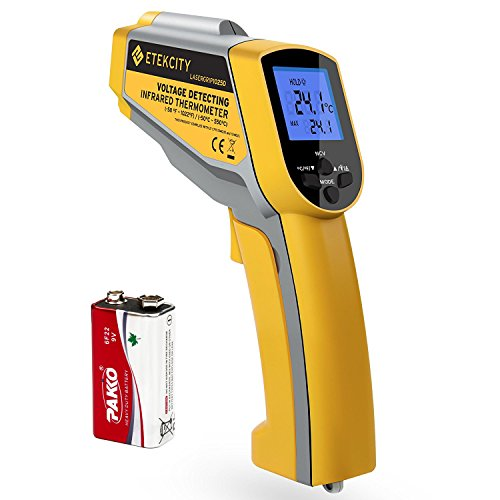 Etekcity Dual Digital Laser Infrared Thermometer IR
