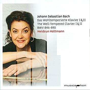 Bach: The Well-tempered Clavier, BWVV 846-893
