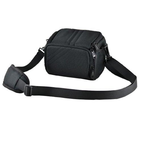 IAG negro bolsa para cámara de fotos GE HZ1500 X400 X500 X550 X600 X2600 X5