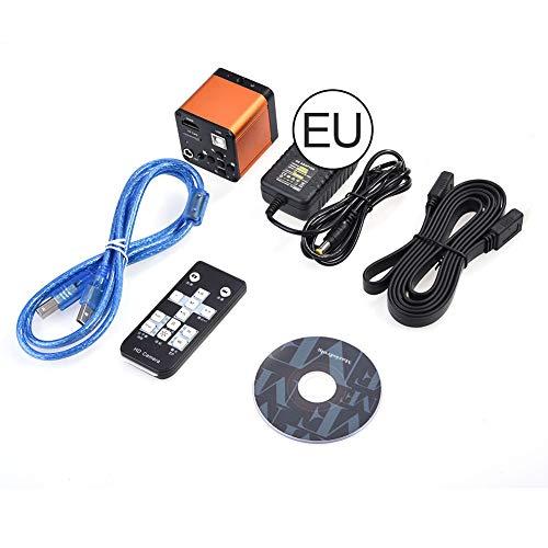 110-240 V 16MP 1080 P 60 FPS HDMI USB Lab Industrielles FHD-Mikroskop Digitalkamera-Video Geeignet für industrielle Tests(eu plug)
