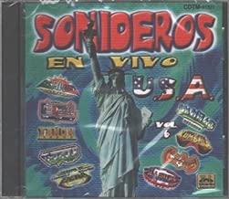 Sonideros En Vivo USA Vol.6 2CDs