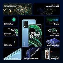 realme 8 5G 4 GB RAM 64GB ROM Supersonic Blue