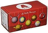 Alessi Angioletto e Stella Cometa AMJ14SET3 Juego de Bolas de Árbol de Navidad con Angel y Cometa en Vidrio Soplado, Decorado a Mano, 2 Piezas