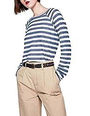 Pepe Jeans Camiseta de Manga Larga para Mujer - 0AA Daisy