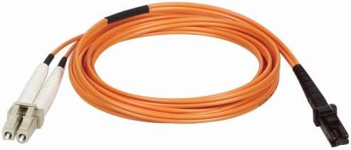 Tripp Lite Duplex Multimode 62.5 125 Fiber MTRJ Patch Houston Mall LC Ranking TOP19 Cable
