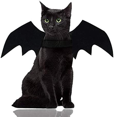 Malier Halloween Cat Costume for Cats Do