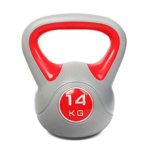 Buy Discount middle Kettlebell Fitness Plastic Home Sports Squat Equipment Lifting Hips Lifting Pot ...