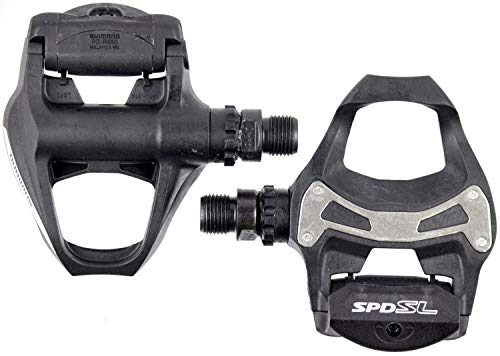 SHIMANO PD-R550 SPD-SL Road Pedals; Black