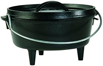 product image for Lodge Camp Dutch Oven, 2 Qt