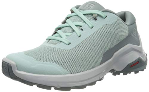 Salomon X Reveal W, Zapatillas de Senderismo para Mujer, Azul (Icy Morn/Lead/Stormy Weather), 39 1/3 EU