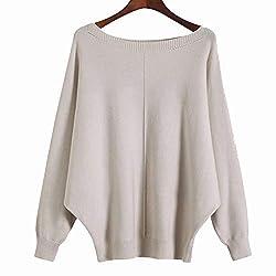 Image of Ckikiou Women Sweaters...: Bestviewsreviews