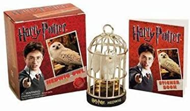 Harry Potter Hedwig Owl Kit and Sticker Book by Running Press (Oct 12 2010)