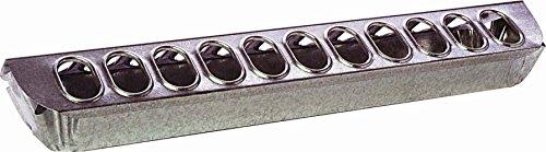 Miller CO 24 Galvanized Slide Top Feeder