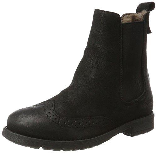 Bisgaard Unisex Stiefelette Chelsea Boots, Schwarz (202 Black), 40 EU