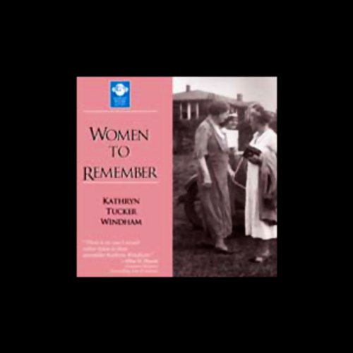 Women to Remember audiobook cover art