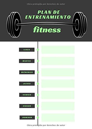 Plan de Entrenamiento Fitness