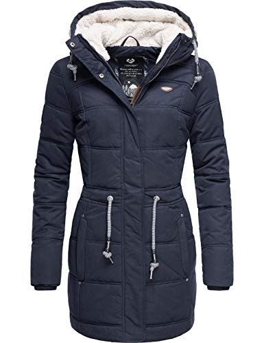 Ragwear, Ashani Puffy, winterjas voor dames, 9 kleuren, maat XS-XXL