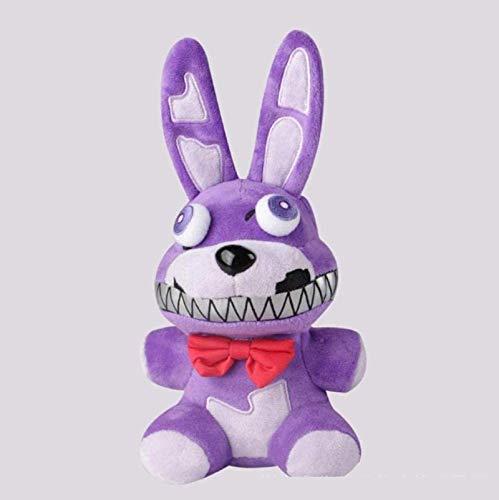 DINEGG Juguetes de Peluche Cinco Noches en Freddy S Bear Toys Toys Muñeco Cumpleaños de los niños a Unos 18 cm YMMSTORY