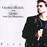 Five Live by George Michael & Queen