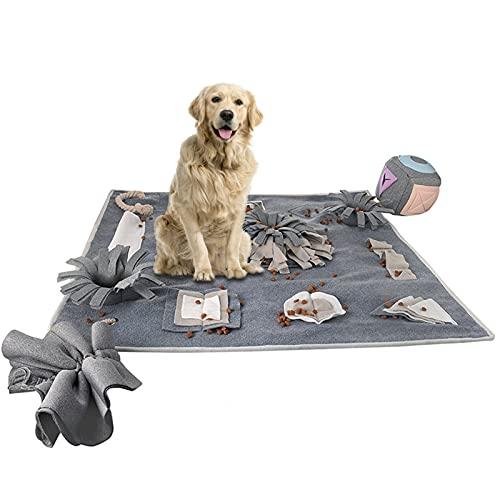 Magent Alfombra de entrenamiento para perros y gatos, con olores, 70 x 70 cm