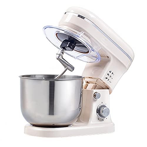 Frullatori Supporto Di Grande Capacità, Robot Da Cucina Automatico Multifunzione Per Riunioni Grandi E Piccole, Goditi Più Tempo In Cucina (Color : Beige)