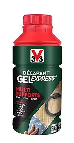 V33 Décapant gel express® multi-supports 0,5L