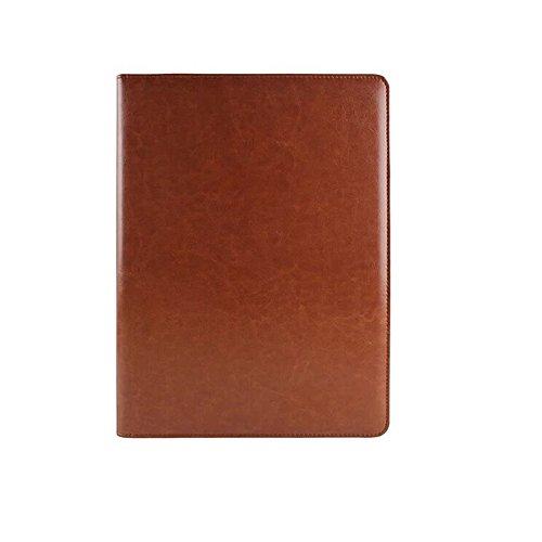 Business Professional Portfolio Multi-function PU Leather File Folder-...