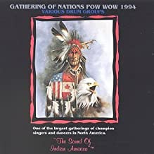 gathering of nations pow wow cd