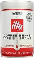 illy Classico Whole Bean Coffee, Medium Roast, 250 gm