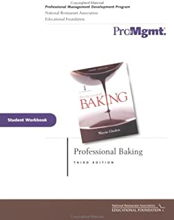 Professional Baking: Student Workbook to 3r.e.