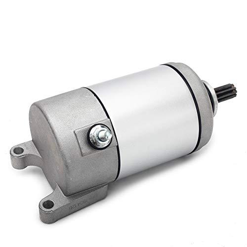 Starter Motor for Hisun 400 UTV all models, Reference OEM Number: 31200-F12-0000, for Massimo, for Supermach, for Bennche, for Big Muddy, for Q Link, for Coleman and Menards Yardsport UTV 400cc