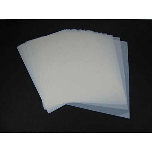 Mylar Airbrush Schablonen Material 20 Stück DIN A3 Folie Mylarfolie