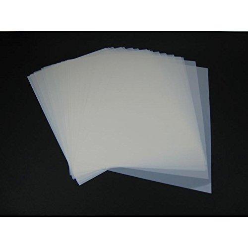 Mylar Airbrush sjablonen materiaal 600 stuks DIN A3 folie mylarfolie