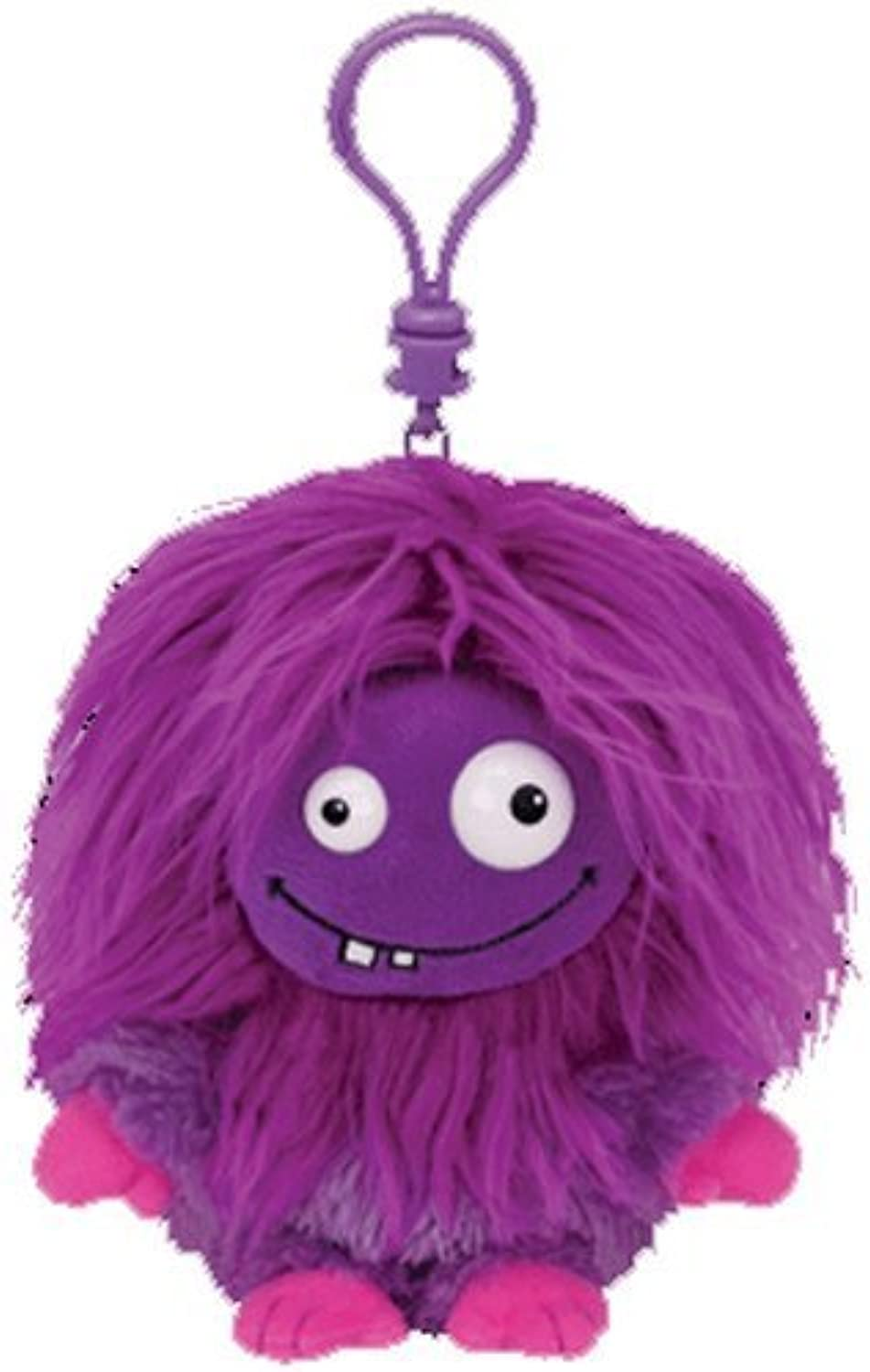 Ty Frizzys LOLA - the lila Monster - Clip by TY