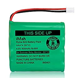 professional Replacement battery for summer baby monitor 29580-1029580 29590 29610 29620 2963029710…