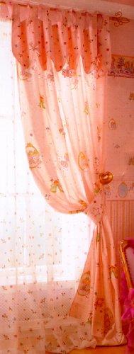 Rasch Lillifee Vorhang Art. 964461 Größe 255 x 135 cm