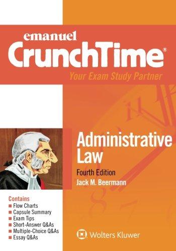 Administrative Law (Emanuel Crunchtime)