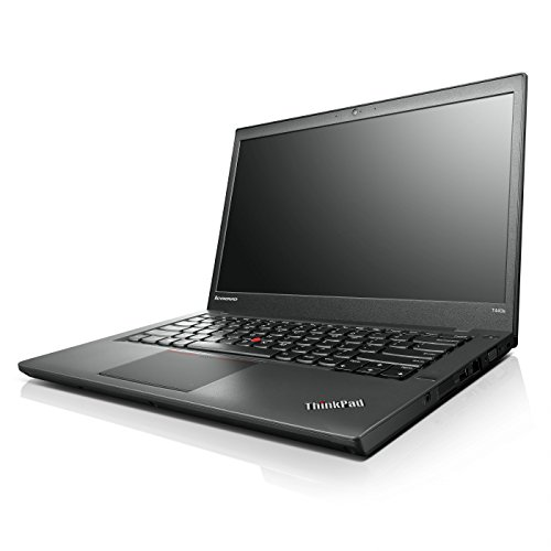 Lenovo ThinkPad T440s 14 Zoll HD Intel Core i7 256GB SSD Festplatte 8GB Speicher Win 10 Pro Webcam Bluetooth Notebook Laptop Ultrabook (Zertifiziert und Generalüberholt)