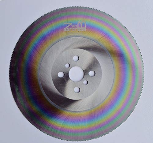 """12"""" inch 300 x 2.0 x 32MM HSS M42 circular saw blade for cutting stainless steel"""