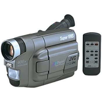 Amazon Com Jvc Gr Sxm920u Palm Size Compact Super Vhs Camcorder With Lcd Monitor Jvc Cd Camera Photo