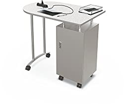 Balt Stand Up Mobile Teacher Workstation Desk Review