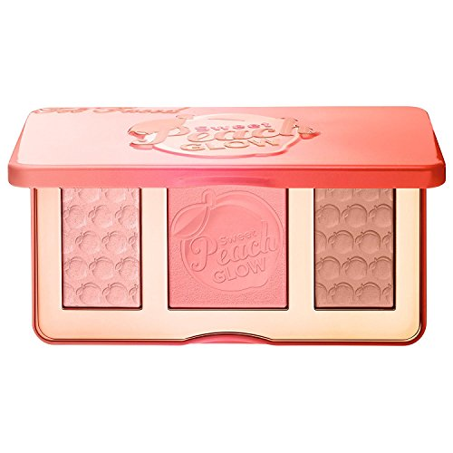 Too Faced (Exclusivo Sephora) - Kit trío sweet peach glow