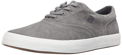 Sperry Top-Sider Wahoo Cvo, Baskets Homme, Gris (Grey), 40.5 EU