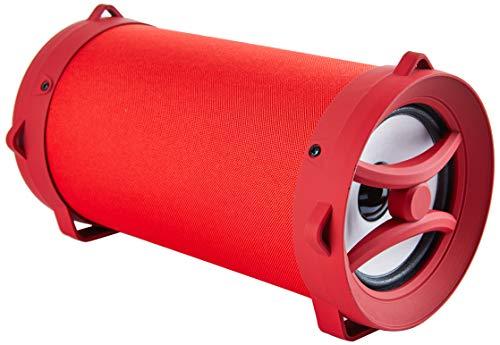AKAI AKBT100 Bluetooth-Lautsprecher Bazooka mit Aufdruck