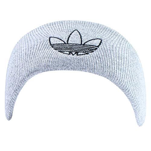 adidas Outline Cuff Hat, Unisex Adulto, mgh Solid Grey/Silver Met, OSFM