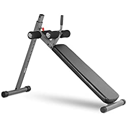 best decline ab bench