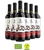 IGT - Colore rosso rubino , vivace, brillante inoso, fragrante e ricorda la frutta fresca, le fragole mature, con sentore di ciliegia finale Vino biologico Vino vegetariano e vegano Vino senza solfiti aggiunti