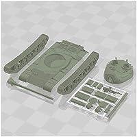 【1/144 TANK】現代・中国人民解放軍 Type 59 戦車 レジンフルキット・デカール付